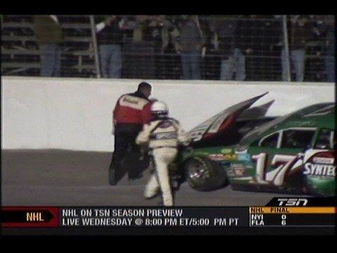 NASCAR Canadian Tire Series-Riverside Speedway Highlights