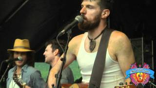 "The Avett Brothers (ft. Simone Felice) - ""Just Like A Woman"" - Mountain Jam VII - 6/4/11"
