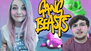 Derpy Wrestling! | Gang Beasts BF vs. GF
