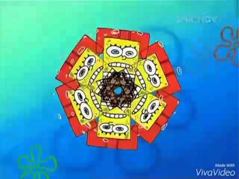 SpongeBob-right round