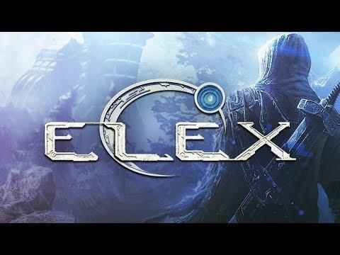 Das neue Game der Gothic Macher 🎮 ELEX (Spiele Show)