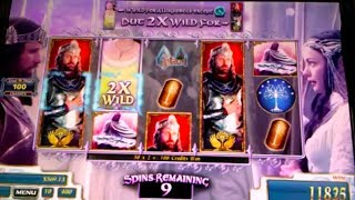 Big Win - LOTR: Return/King Slot: Arwen/Aragorn