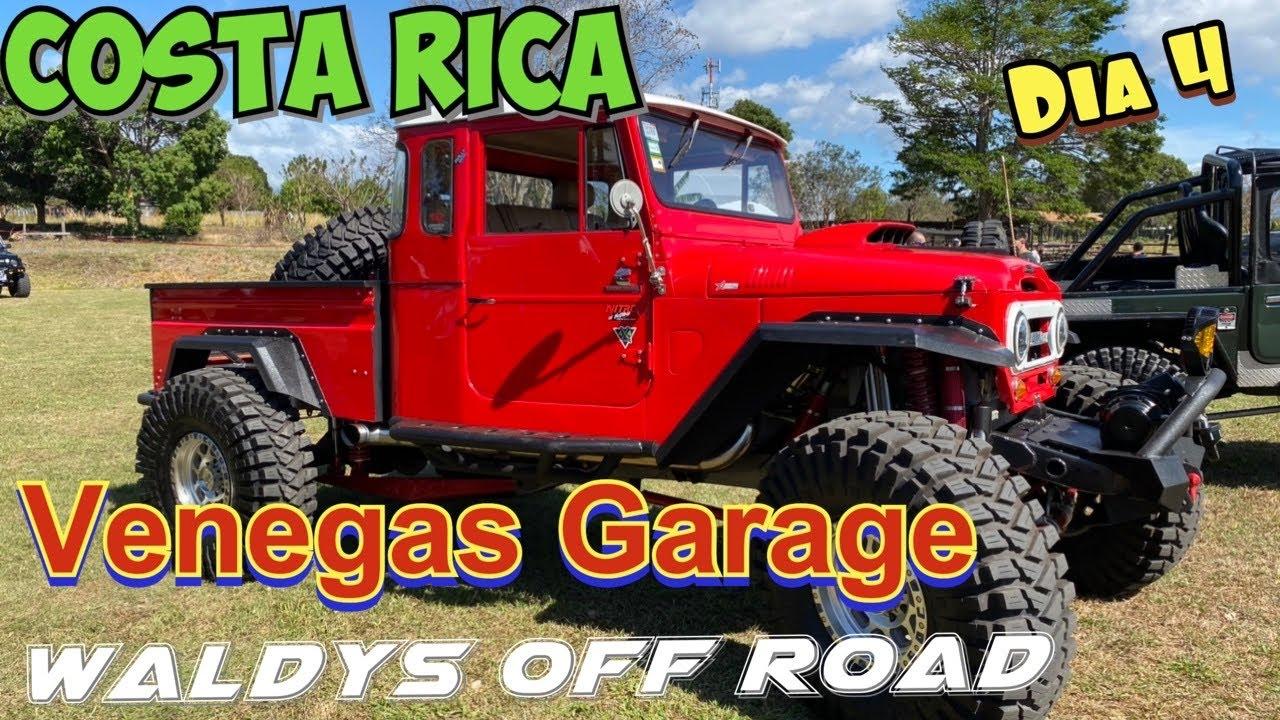 Visita a Taller Venegas Costa Rica Parte 1 by Waldys Off Road
