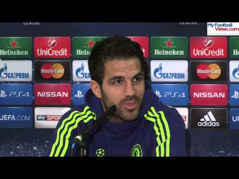 Cesc Fabregas: A year ago I didn't think I'd join Chelsea