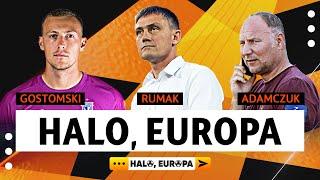 EKSPERCI PRZED RANGERS – LECH (MILA, RUMAK, GOSTOMSKI, ADAMCZUK) | HALO, EUROPA