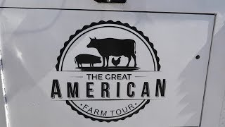 Justin Rhodes Visit: The Great American Farm Tour