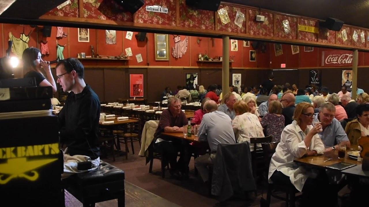 Black Barts Steakhouse Restaurant Flagstaff Az With Singing Waiters And Waitresses