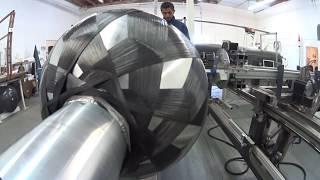 Interorbital Systems Filament Winder