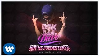 MC DAVO - ¨HOY ME PUEDES TENER¨ thumbnail