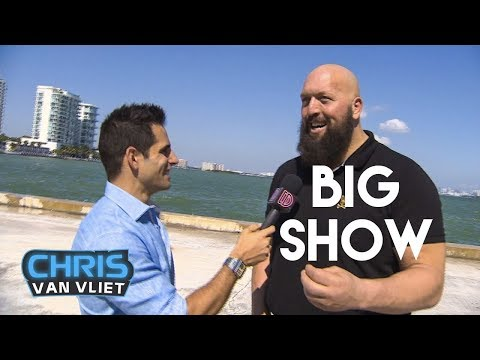 "Big Show: ""I weigh 396 lbs"", Cena is stronger than Lesnar, Big Cass, more"