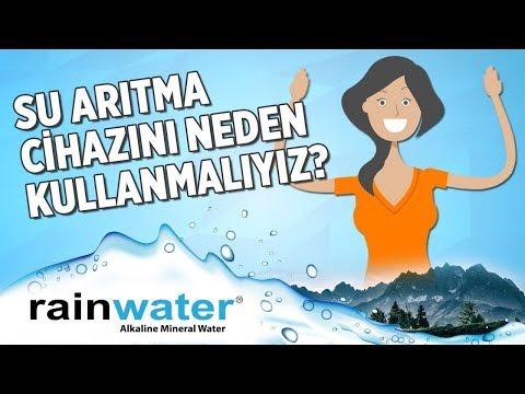 Su Arıtma Cihazı Neden Önemlidir? -  Rainwater Su Arıtma