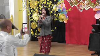 Miền Tây Quê Tôi (Cao Minh Thư)  Ái Vy - Chùa Phổ Đà Tết 2020