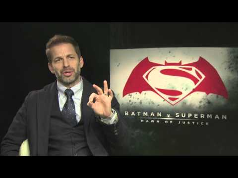 Warner Bros. Creative Talent - Zack Snyder, Chuck Roven and Debbie Snyder
