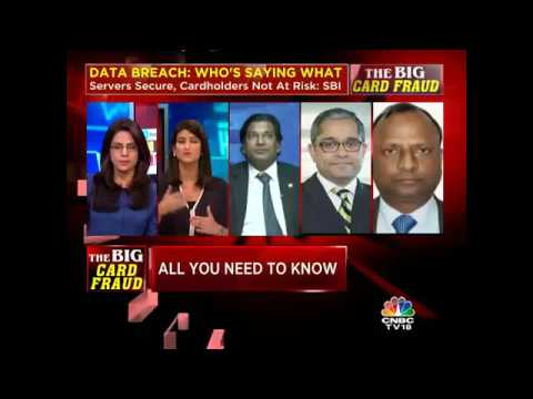 DATA BREACH AT TOP BANKS