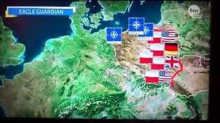 Eagle Guardian. Plan NATO w celu obrony Polskich granic.