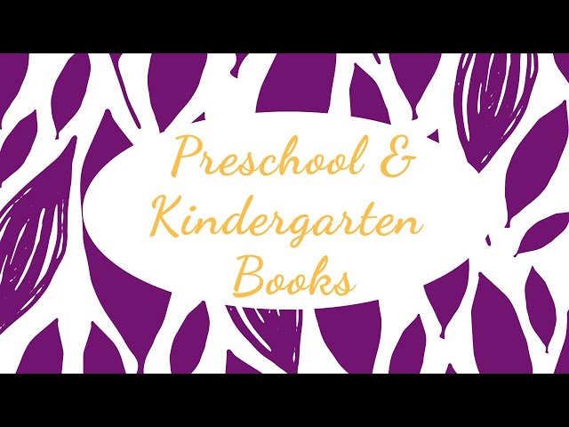 New Preschool & Kindergarten Books From Usborne Books & More (July 2020)