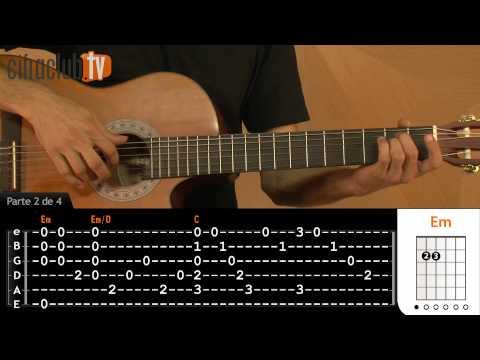 Sozinho - Caetano Veloso (aula de violão completa)