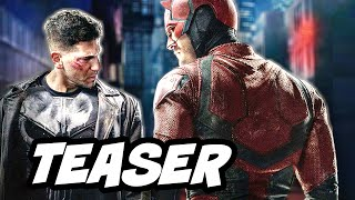 Daredevil Season 2 Costume Teaser Breakdown - Punisher Time