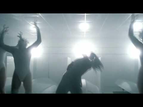 Lady GaGa - Bad Romance (Skrillex Club Mix) [Music Video]