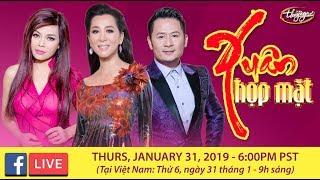 Livestream với Kỳ Duyên, Ngọc Anh, Bằng Kiều - Jan 31, 2019