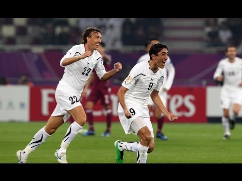 Qatar vs Uzbekistan : AFC Asian Cup 2011 (Full Match)