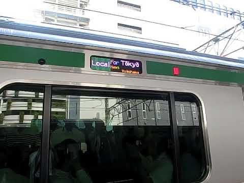 宇都宮線内での人身事故により朝ラッシュの上野東京ラインの行き先が東京行きに