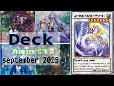 OTK Ancient Sacred Wyvern replay Aromage September 2015