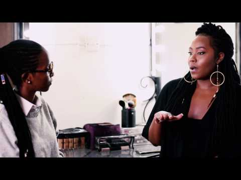 Muthoni Njoba on Content Creation and Being a Make-Up Artist #MatchMentor