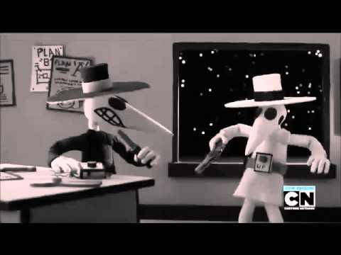 MAD   Spy vs Spy   Anti Gravity Belt