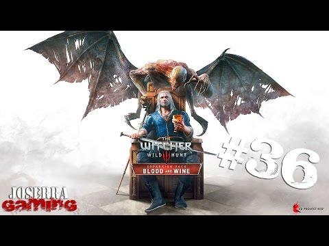 The Witcher 3: Blood and Wine 36 - El castillo del Monte Grulla