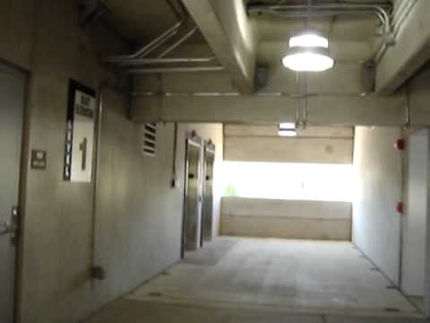 Otis GEN2 Traction Elevator @ New Carilion Parking Deck Roanoke VA