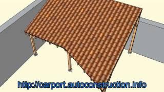 Construction D'un Carport