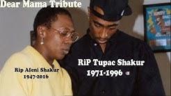 Dear Mama Tupac RIP Afeni Shakur