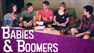 Babies & Boomers | Sketch Comedy