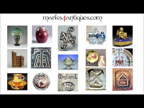 Antques Prices and Hallmarks - marks4antiques.com