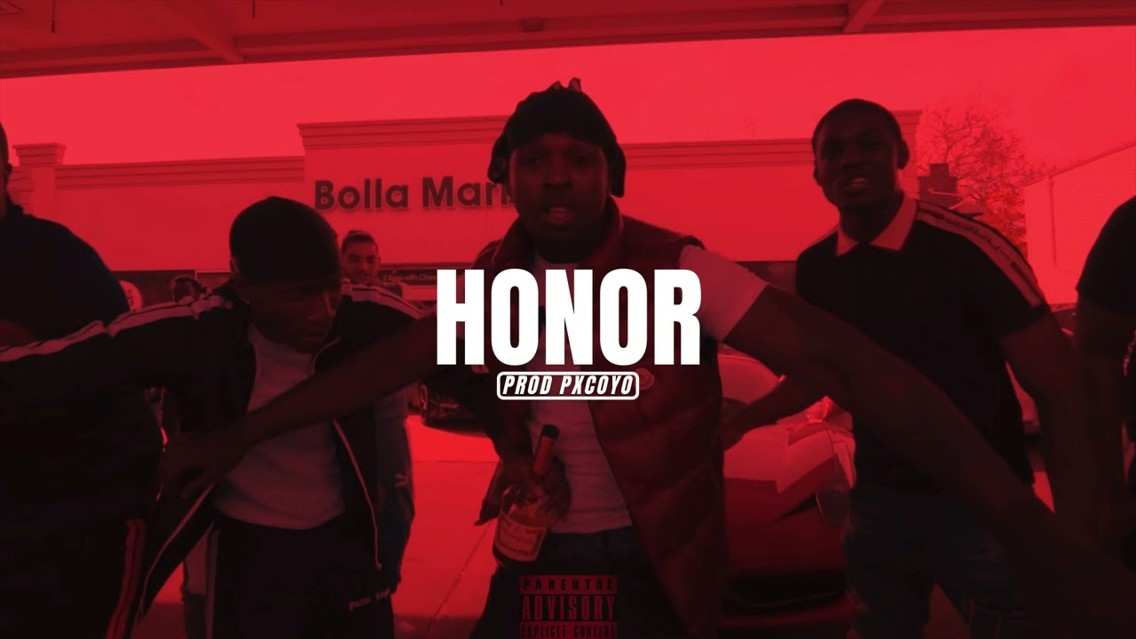 "Download /FREE/ POP SMOKE x FIVIO FOREIGN DRILL TYPE BEAT - ""HONOR"" (Prod. Pxcoyo)"