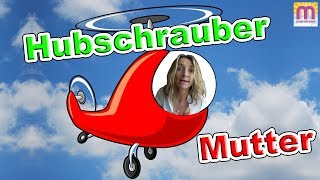 Darum bin ich eine Hubschrauber Mutter | Vlog #105 marieland