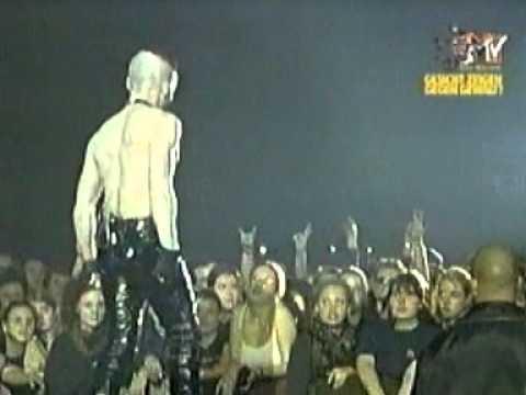 And One - Live auf dem Festival gegen Gewalt - Leipzig (2000)