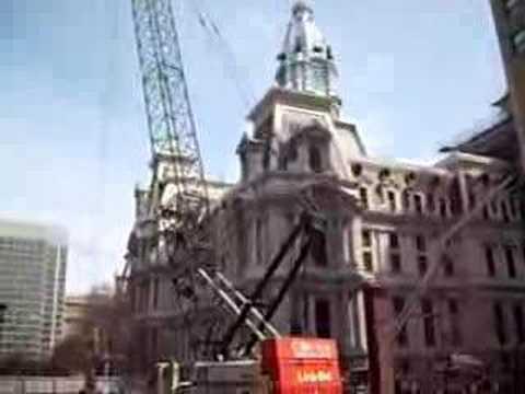 William Penn Under Construction