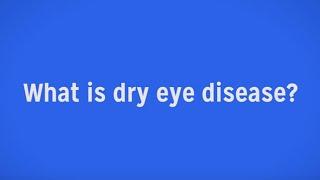 Dry Eye Disease Can Impair Your Activities