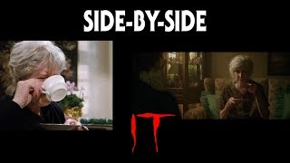 It (1990) vs It: Chapter 2 (2019) Trailer | Old & The New Side-by-Side