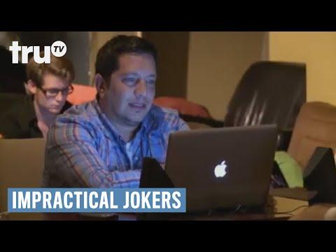 Impractical Jokers - Naughty Video in Public
