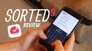 Sorted³ Review: Things 3 iOS Killer?!