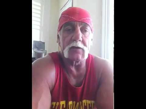 bcf04edd326 Hulk Hogan comments on Macho Man's death. - YouTube