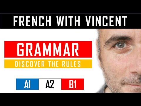 Learn French - Unit 8 - Lesson A - Au café
