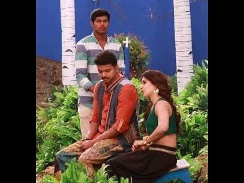 Unseen Shooting Spot Stills of Theri | Ilayathalapathy Vijay, Samantha, Amy Jackson, Nainika