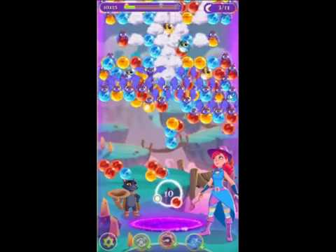 Bubble Witch Saga 3 Level 187 - NO BOOSTERS 🐈