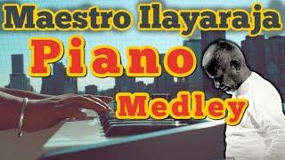 Maestro Ilayaraja Piano Medley   Mashup   Adithyha Jayakumar   Isaignani Ilaiyaraaja
