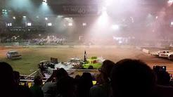 Demolition derby- Oregon state Fair 2016