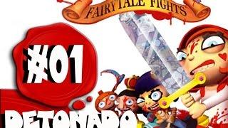 Fairytale Fights -1 parte  Detonado